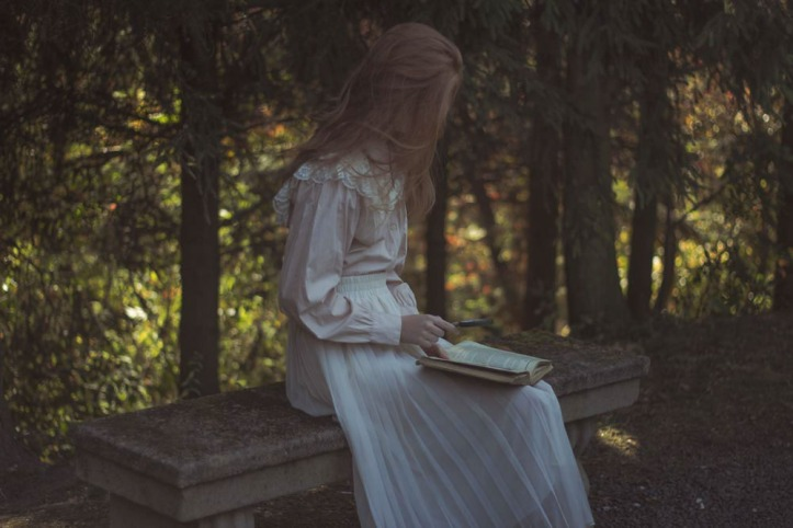 Jane Eyre - Photography by Michaline Magdalena