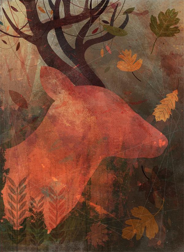 Monarch of Autumn