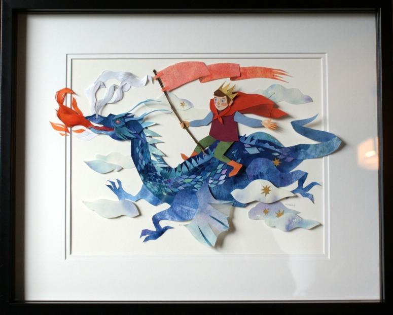 paper art Morgana Wallace4