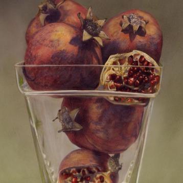 Pomegranates III