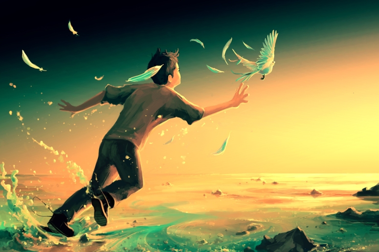 Pursuit of Happiness by Cyril Rolando