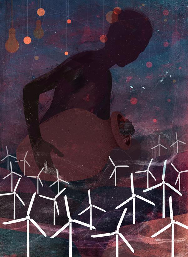 The Wind Deity