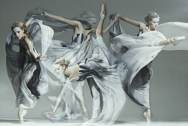 Ballet - Photograph by Jan Masny