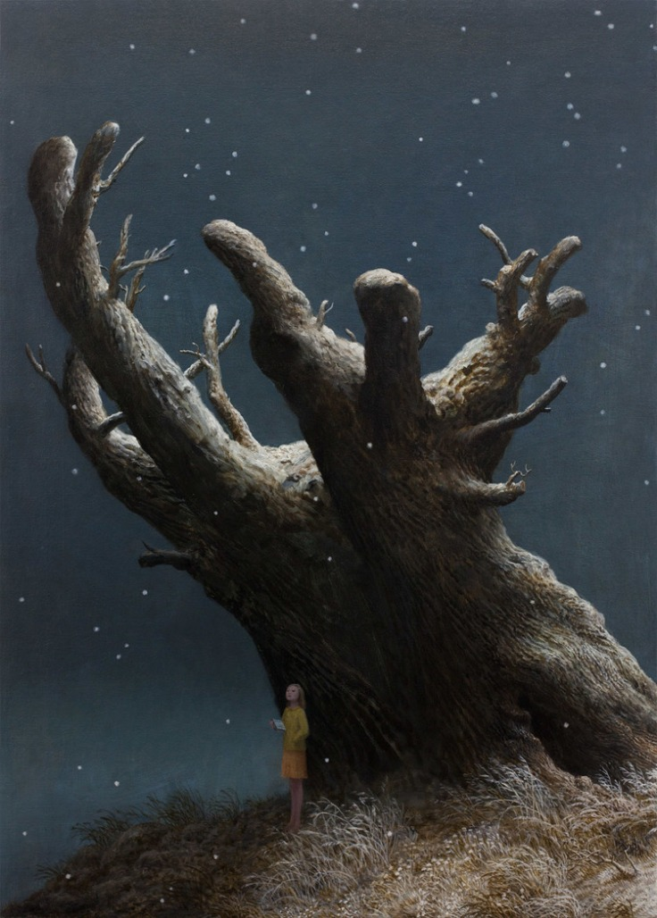 God of the Forest by Aron Wiesenfeld