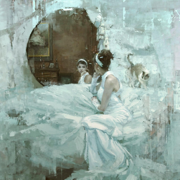 The Forgotten (Version Two Neglected) by Jeremy Mann
