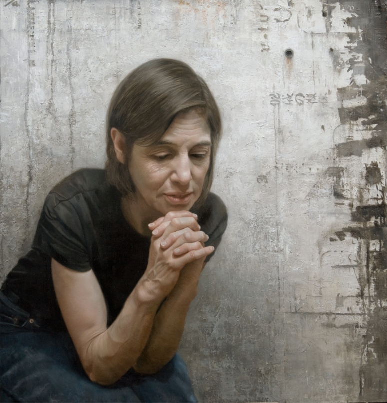 Aunt Dale in Contemplation by David Kassan
