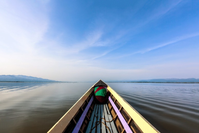 Calm Sea by Greta Tu