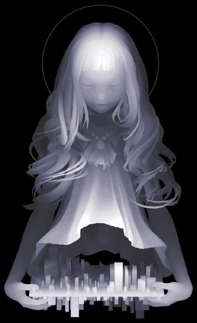 Painting by Kazuki Takamatsu
