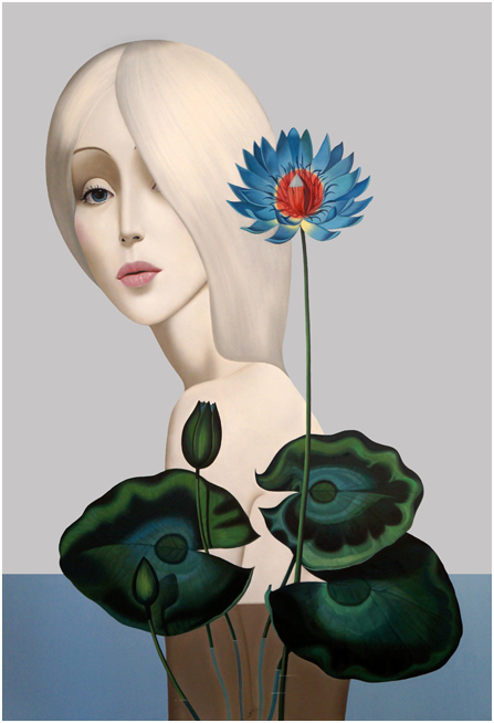 Lotus by Slava Fokk
