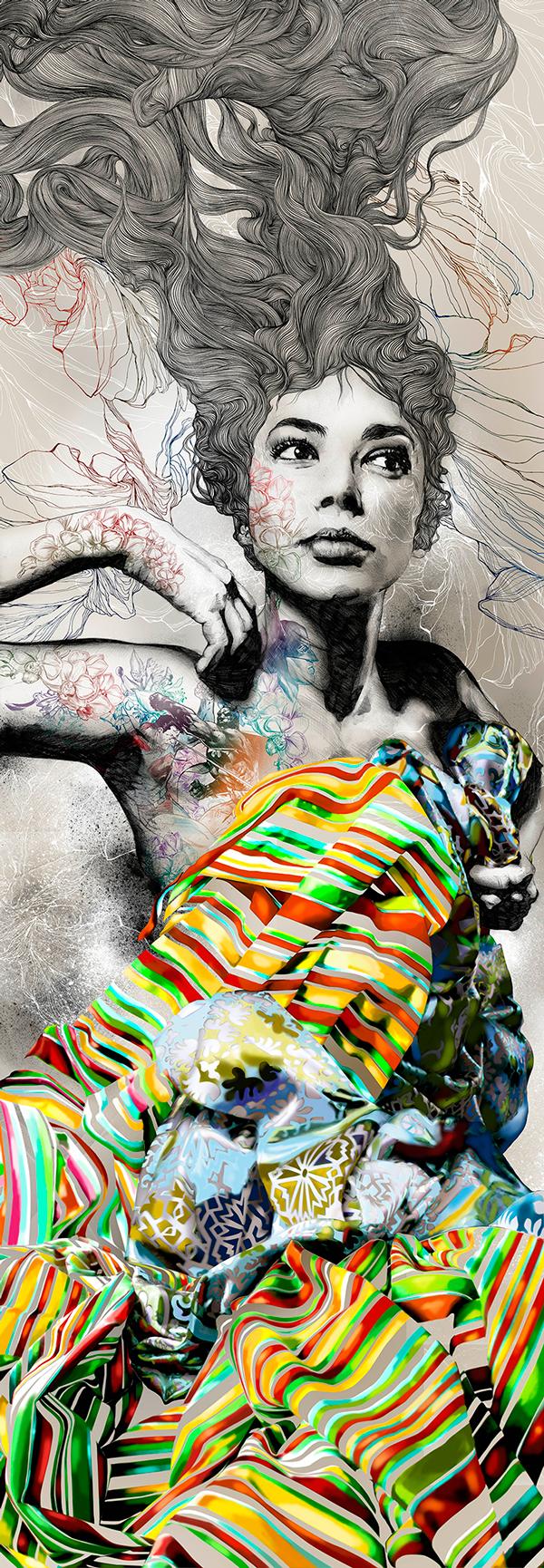 Elena by Gabriel Moreno