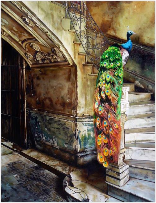 Stairway to Heaven by Slava Fokk