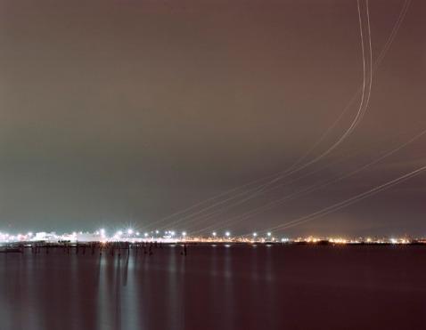 Takes offs JFK Runway 31