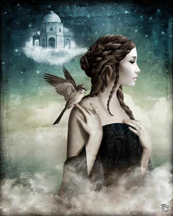 Christian Schloe - Austrian Surrealist Digital painter - Tutt'Art@ (57)