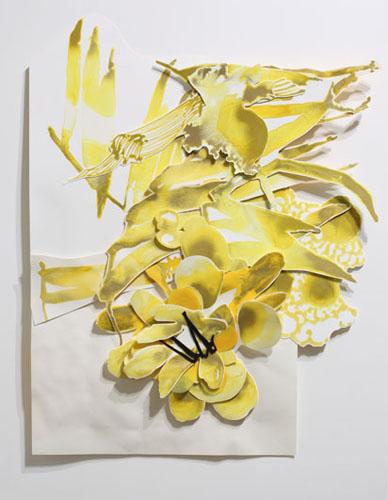 Pollen Flag by Katy Stone