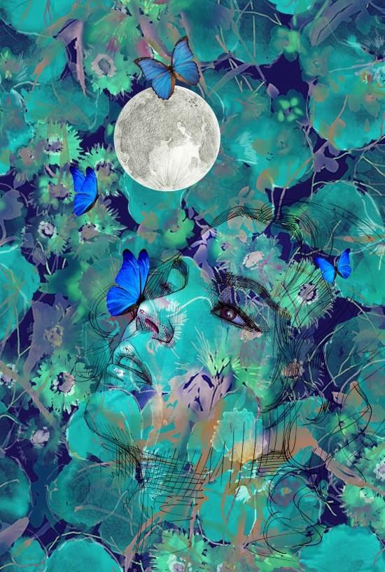 Blue by Sammy Park