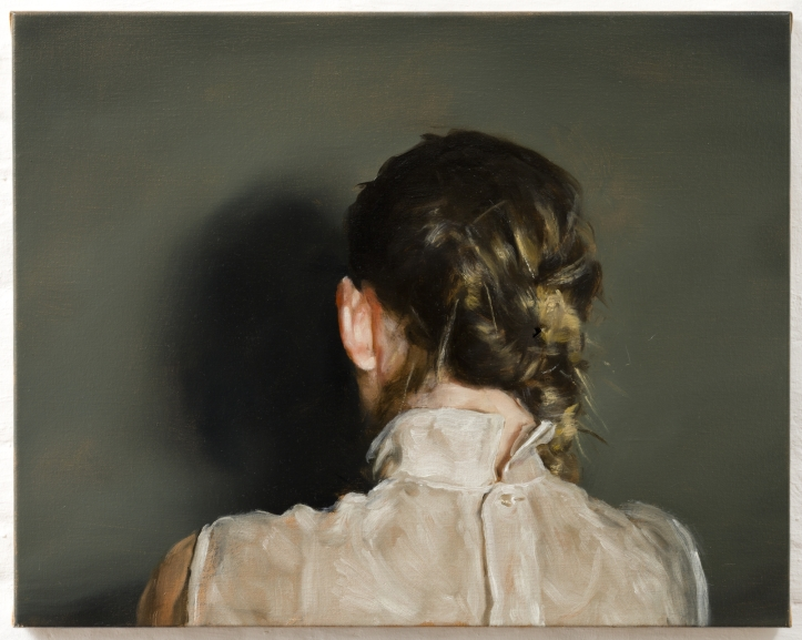 The Ear by Michael Borremans