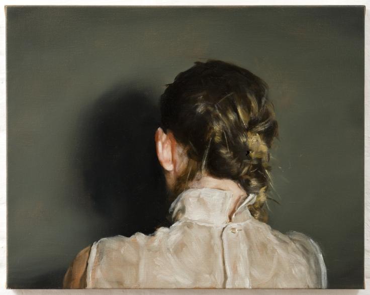 The Ear by Michael Borremans