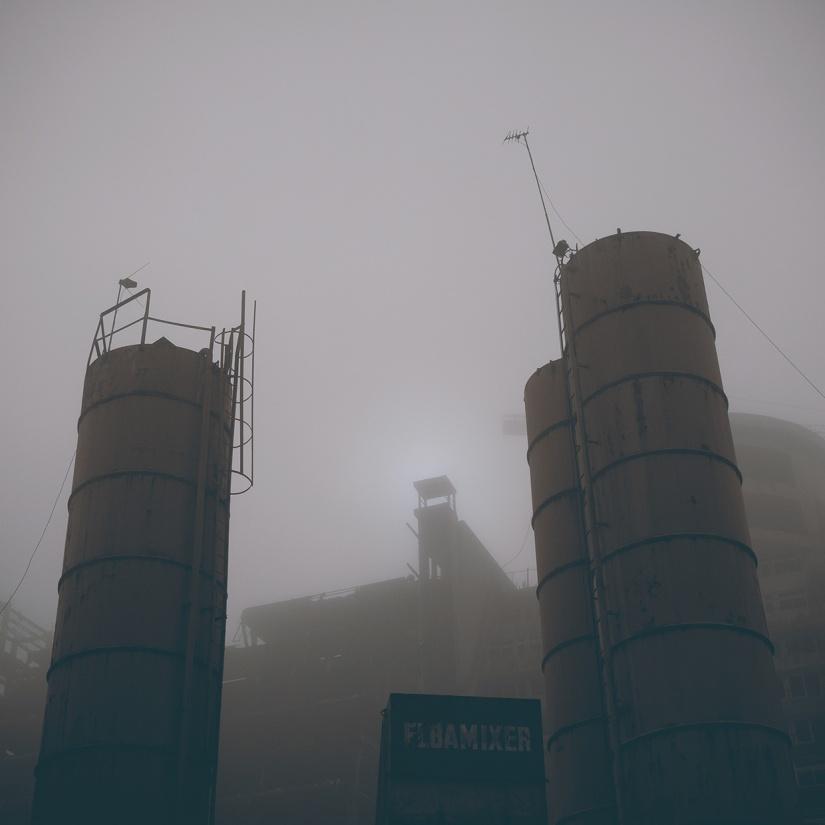 Tired City by Mehran Naghshbandi