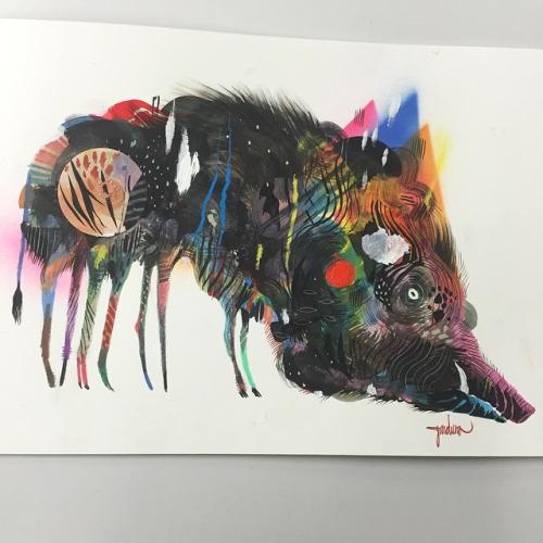 Zodiac by Ken Garduno