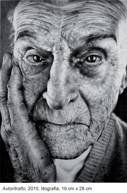 Autoritratto by Antonio Finelli