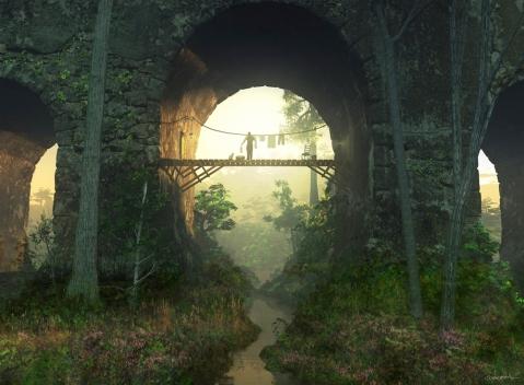 Bridge Under the Bridge