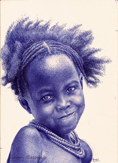 Keep Smiling by Enam Bosokah