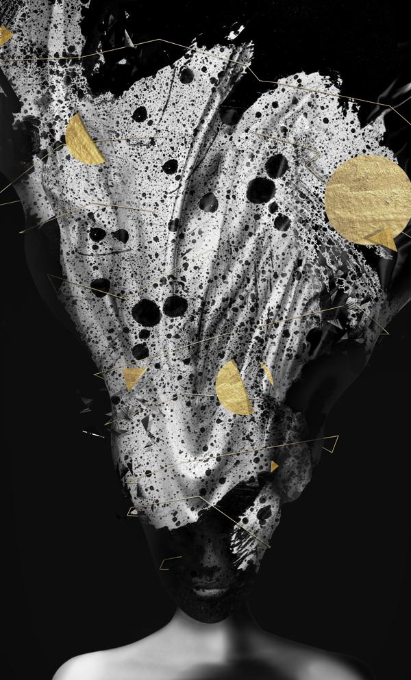 The Muse - Illustration by Birgit Palma