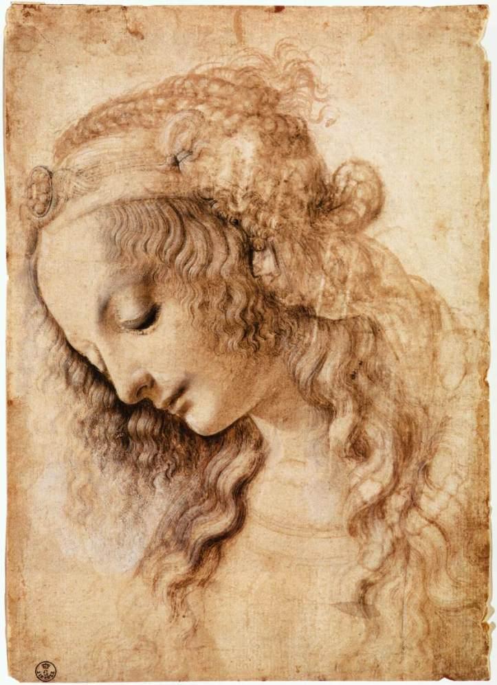 Woman's Head 1473