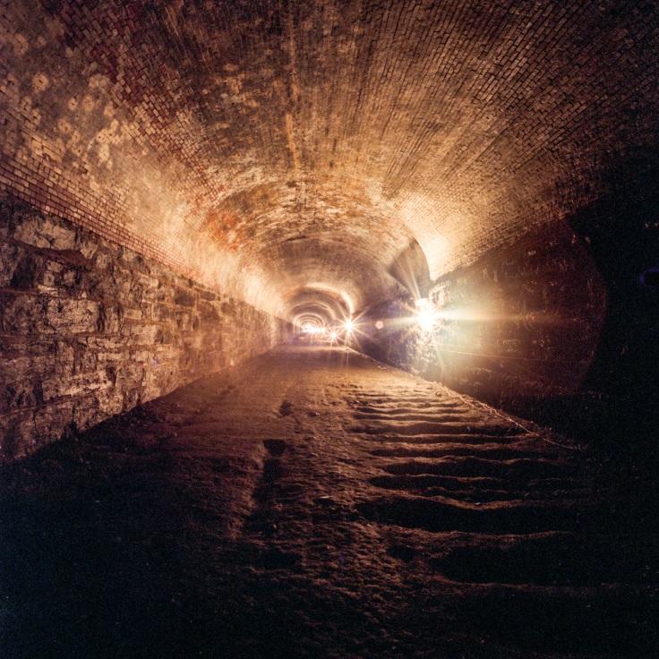 Atlantic Avenue Tunnel | Brooklyn by Jeremy Blakeslee