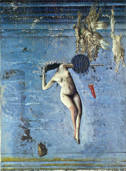 Max Ernst - Pleiades  Magrittee tumblr