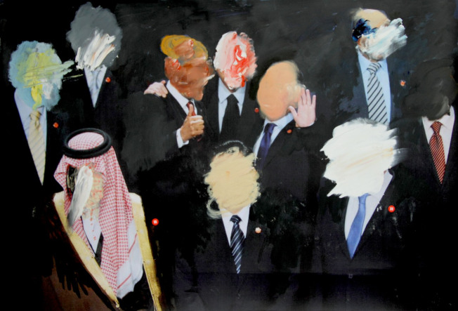 World Leaders by Carloine Jaine