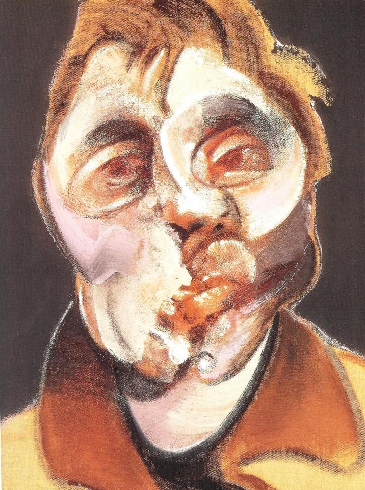 Self-Portrait (1969) Francis Bacon