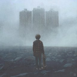 Boy and the Giants