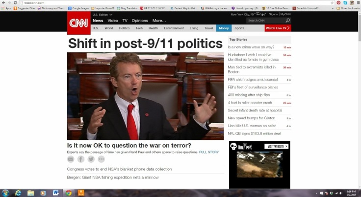 Image Clipped from CNN.com on June 2