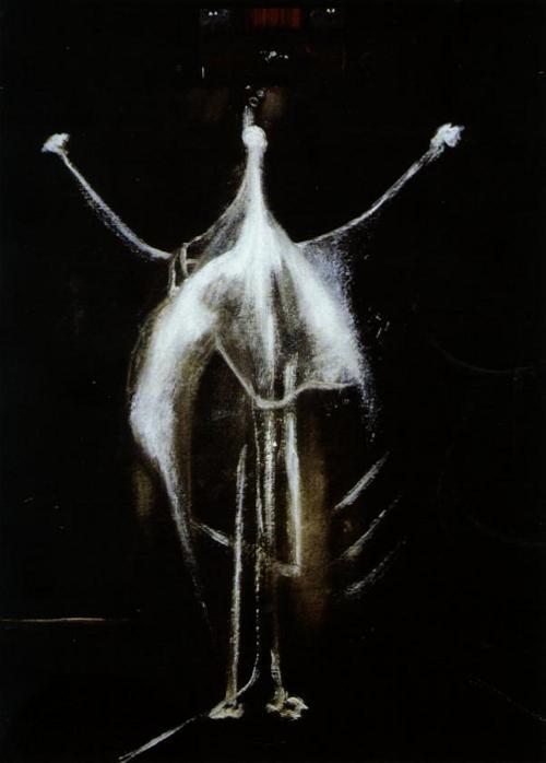 Crucifixion (1933)- Francis Bacon