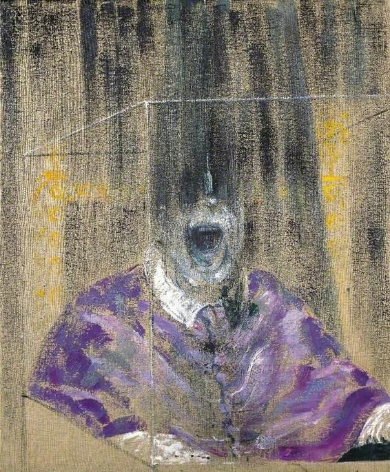 Head VI - Francis Bacon (1949)