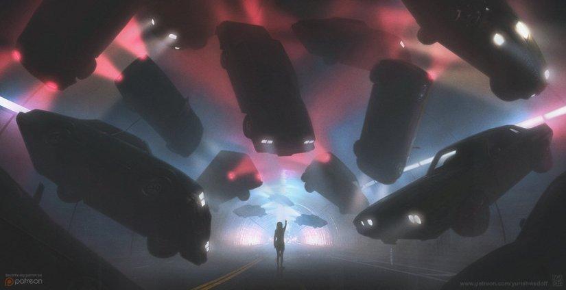 Lights by Yurishwedoff