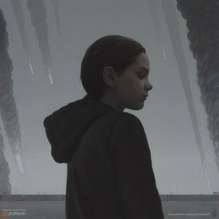 Shooting Stars by Yurishwedoff