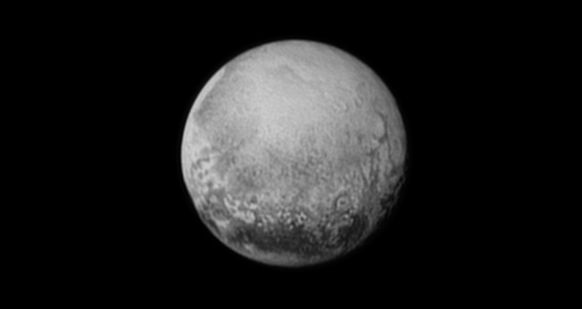Another View of Pluto