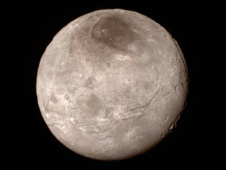 Charon - Pluto's moon