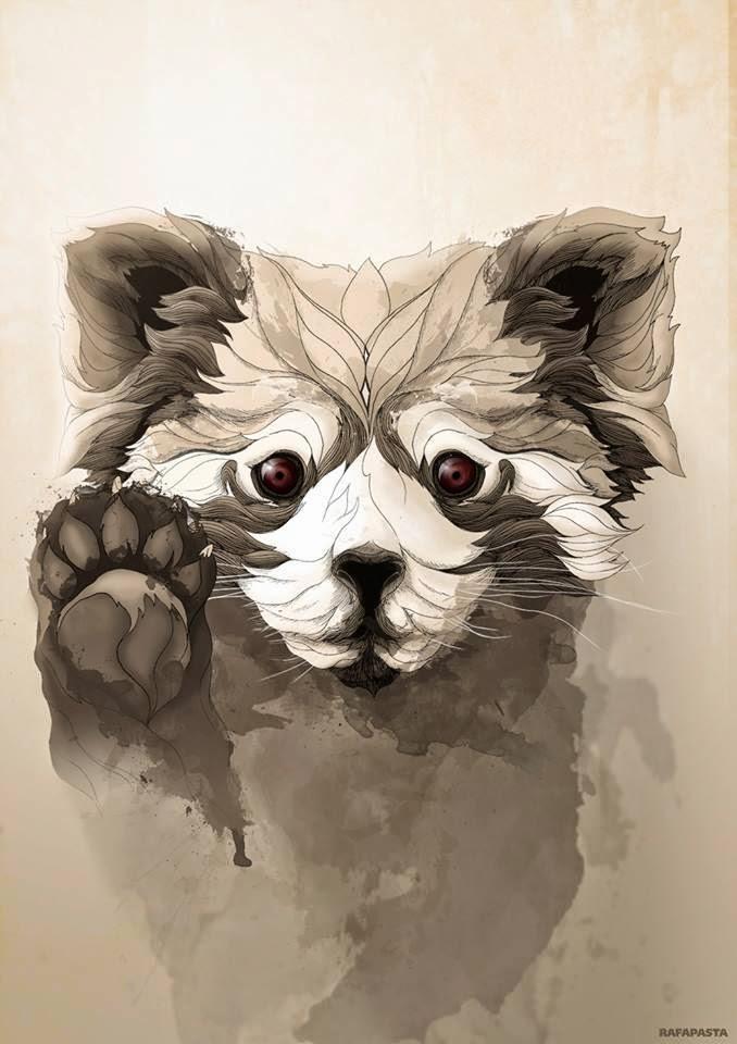 Rafapasta Red Panda