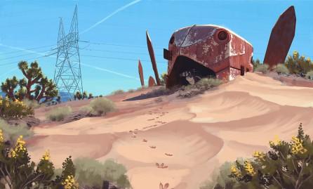 Mojave Metal III
