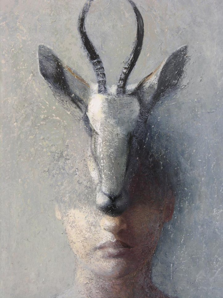 Gazelle Headress - Laurie Kaplowitz
