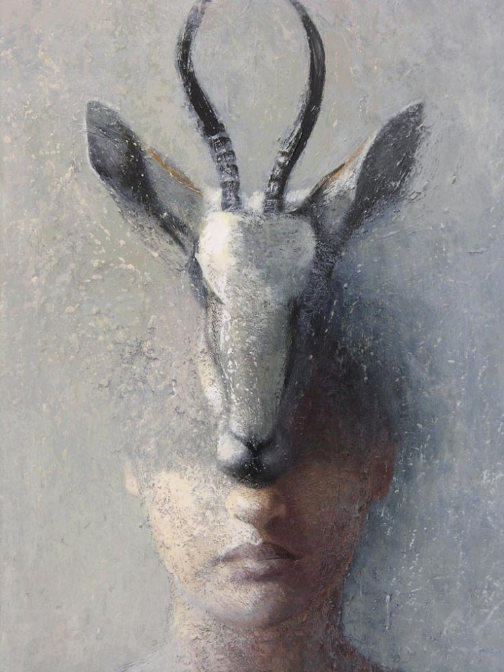 Gazelle Headress - Laurie Kaplowitz