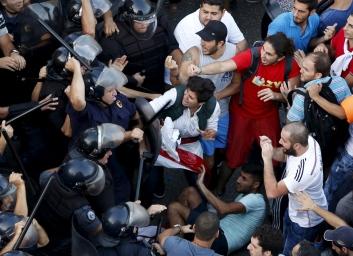Photo Credit: Jamal Saidi/Reuters