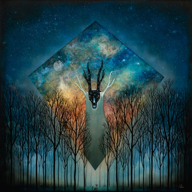 Transdimensional Emissary - Andy Kehoe