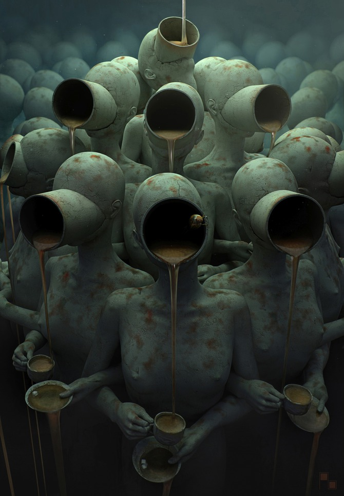 Digital Art by Andrey Bobir