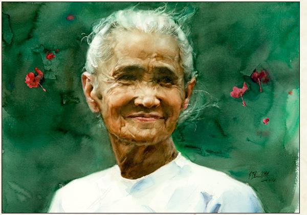Woman from Guangxi