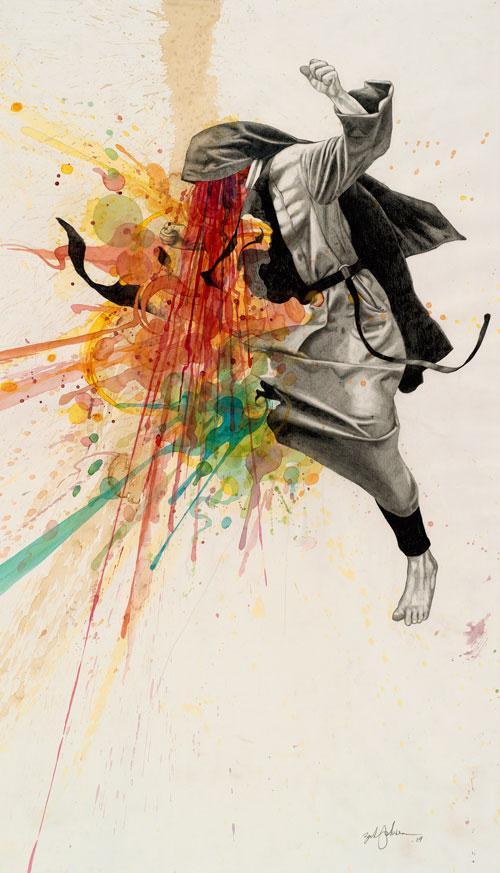 Fighting Nun
